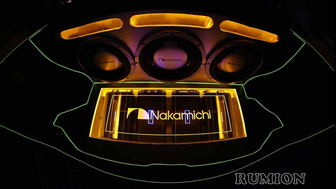 Nakamichi NS6-Q3